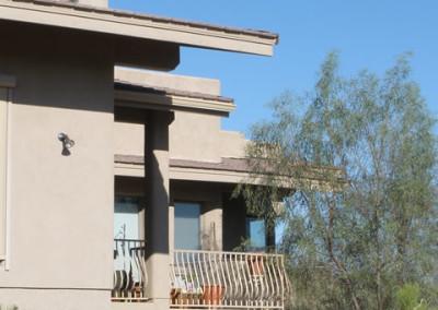 Tucson Custom Home Exterior